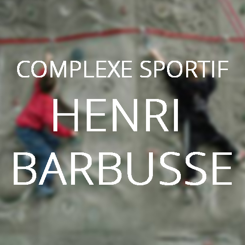 Complexe sportif H. Barbusse