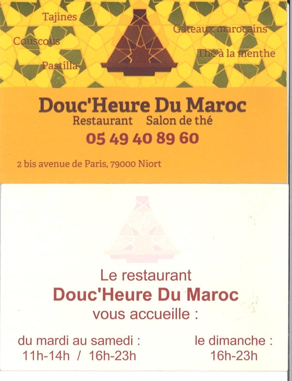 Douc'Heure Du Maroc