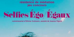 Selfies Égo/Égaux Olivier Culmann